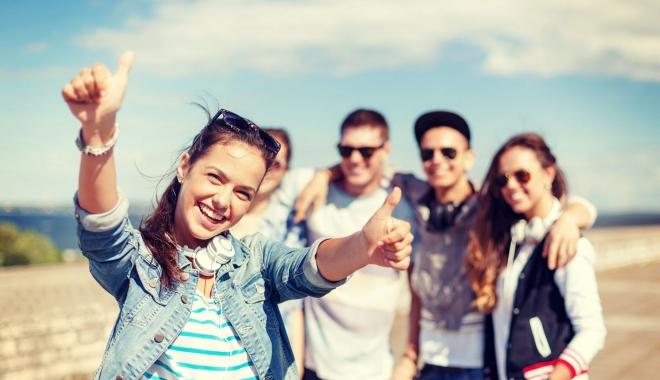 Foto: DJST Constanţa, organizatoare de evenimente pentru tineret