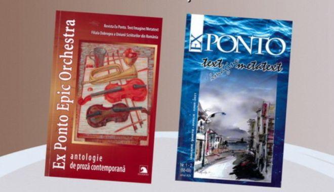 """Dublă lansare marca Ex Ponto, la Biblioteca Județeană """"I.N. Roman"""" - dubla-1627116305.jpg"""