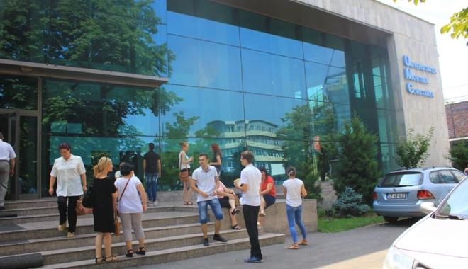 Foto: Eveniment important la Universitatea Maritimă Constanţa