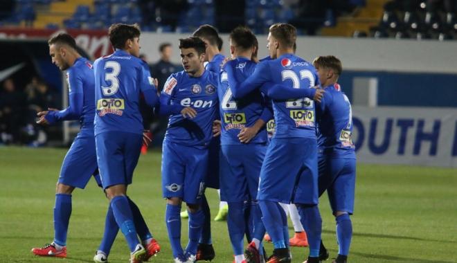 Foto: Duel FC Viitorul II - Astra II,  în prima etapă a Ligii a lll-a