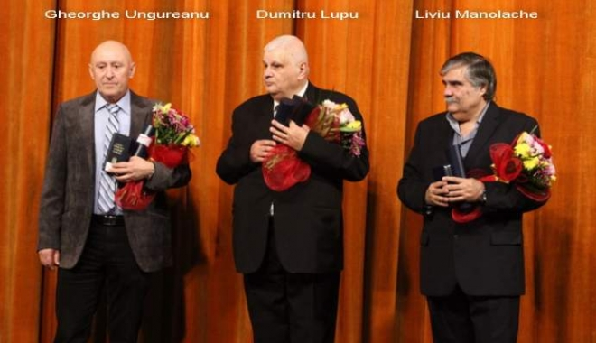 Foto: Directorul Casei de Cultură Constanţa, mesaj de condoleanţe după moartea lui Dumitru Lupu