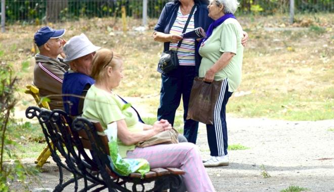 Foto: Duminică, Ziua Internaţională a Persoanelor Vârstnice. Cât este pensia medie la Constanţa
