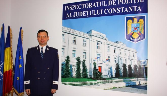 Foto: Mâine va avea loc concursul pentru şefia Poliţiei Constanţa