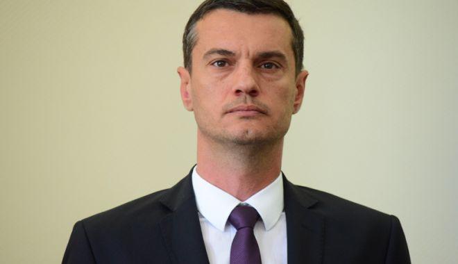 Foto: Dumitru Jeacă, noul prefect al Constanței