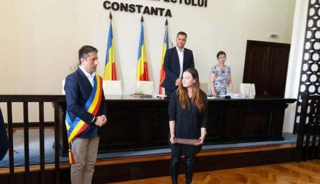 Foto: Dumitru Lupu, cetăţean de onoare post-mortem al municipiului Constanţa