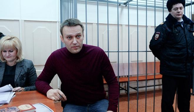 Foto: Duşmanul lui Putin, Aleksei Navalnîi,  s-a îmbolnăvit în închisoare