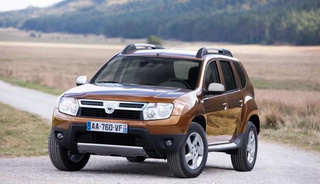 Foto: Duster, Logan şi Sandero, în topul celor mai bine vândute maşini în Rusia