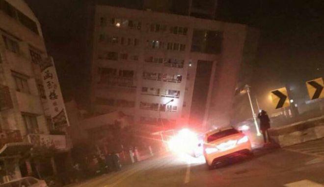 Foto: Valul de 71 de cutremure din Taiwan anunță o catastrofă iminentă