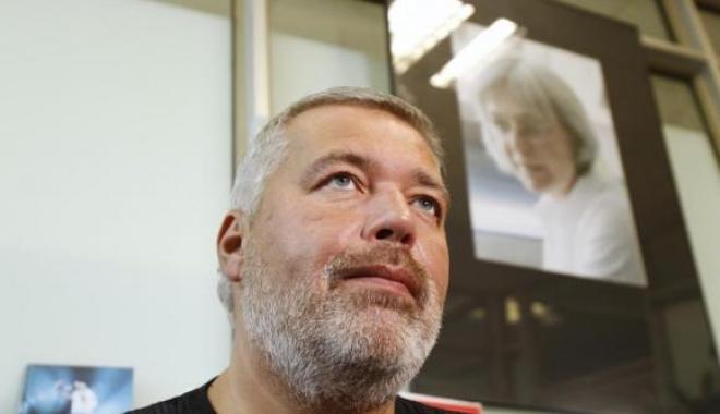 Foto: Decizie fără precedent: jurnaliștii celui mai cunoscut ziar rusesc de investigații vor fi înarmați