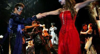 """Foto: Transport gratuit pentru constănţeni la musicalul rock """"Romeo şi Julieta"""""""