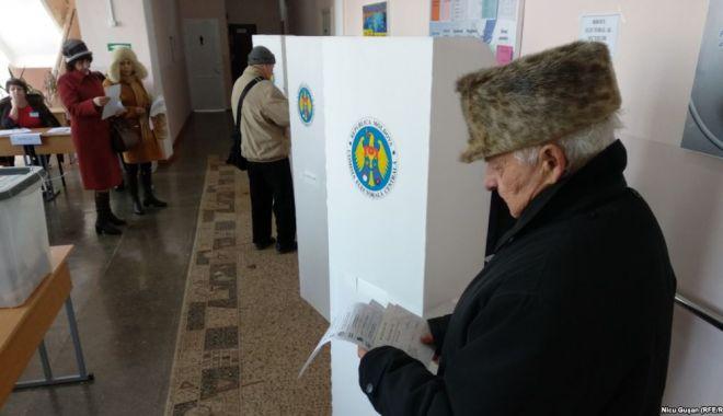 Foto: ALEGERI ÎN REPUBLICA MOLDOVA. Cine a câștigat