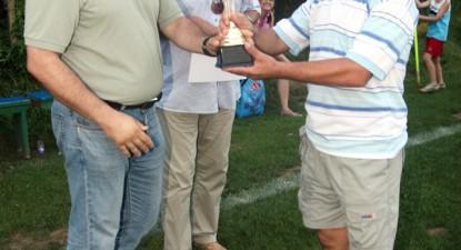 Foto: Tubulatura CN a câştigat campionatul de fotbal al SNC-ului