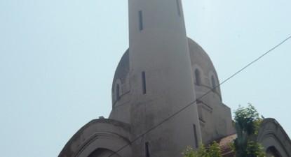 """Foto: Moscheea """"Carol I"""", monument centenar ridicat din dorinţă regală"""