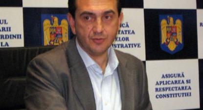 Foto: Prefectul Claudiu Palaz i-a făcut două plângeri penale la DNA lui Nicuşor Constantinescu