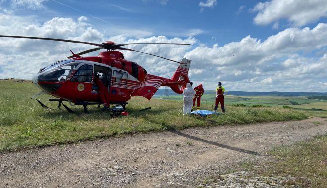 Femeie rănită grav, după EXPLOZIA UNEI BUTELII, preluată de elicopterul SMURD Constanța - e84cba7068e044d1b184afeb9308cebd-1624006449.jpg