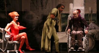 Foto: Spectacole de week-end Teatrul de Stat Constanţa