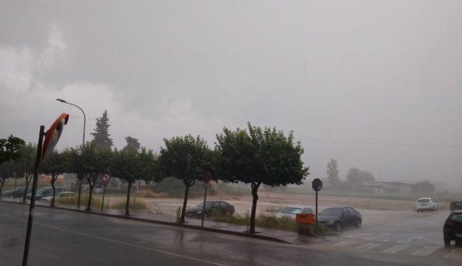 Atenționare de călătorie în Spania, din cauza fenomenului meteo extrem