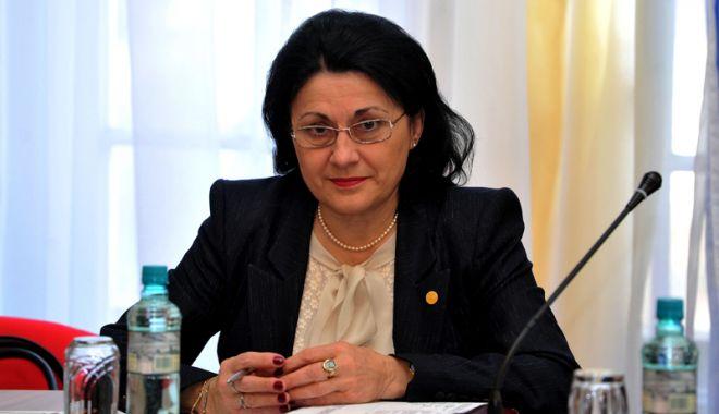 Foto: Ecaterina Andronescu:  Mă aștept să fiu exclusă din PSD