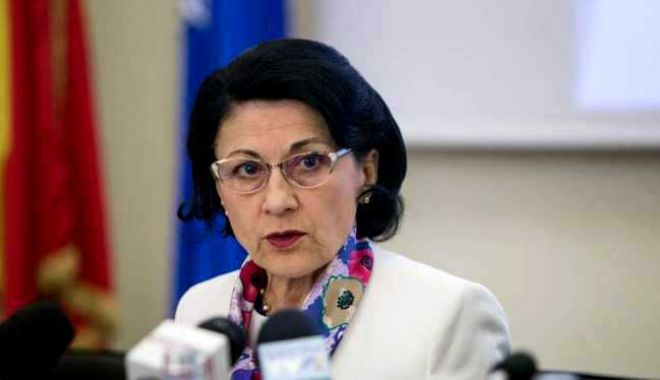 Foto: Ecaterina Andronescu: Nu exclud să candidez la şefia PSD