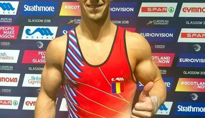 Foto: Echipa masculină de gimnastică a României nu s-a calificat în finala pe echipe