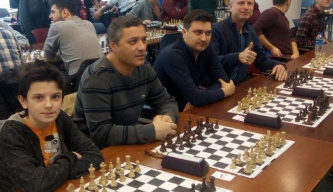Foto: Echipa CS Sissa, aventură în Cupa României la şah