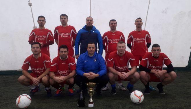 """Foto: """"CUPA CENTENAR""""  la fotbal în sală, la Constanţa"""