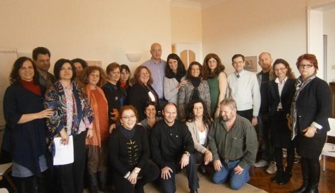 Foto: De ce şi-a dus Răducu Popescu inspectorii la psiholog în... Grecia