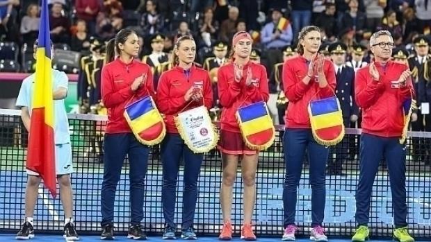 Foto: România și-a aflat adversara din play-off-ul pentru Grupa Mondială I din Fed Cup