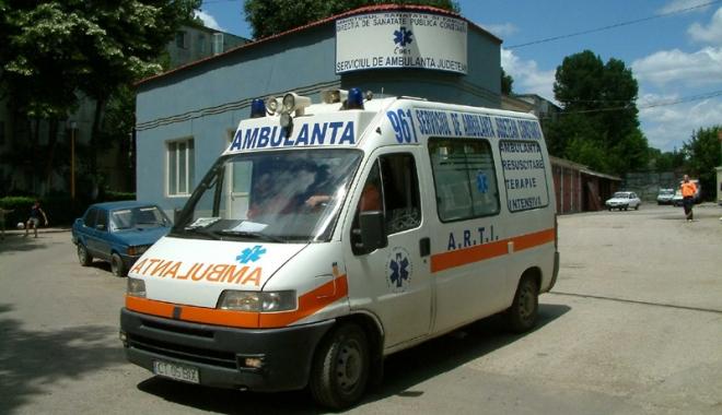Foto: Ambulanţa îşi suplimentează numărul de echipaje