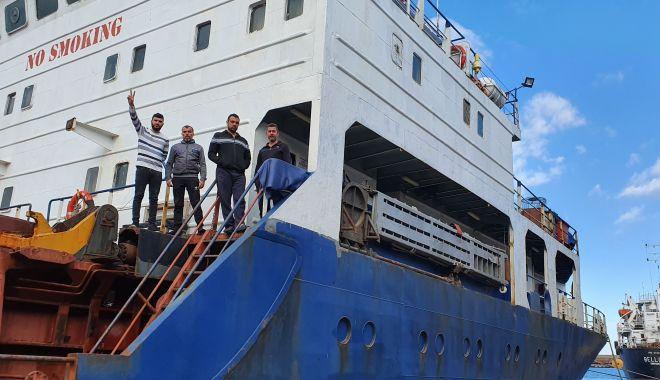 """Echipajul navei """"Ali Bey"""", din portul Constanța, este într-o situație critică - echipajulprintnaveialibeydinport-1616607403.jpg"""