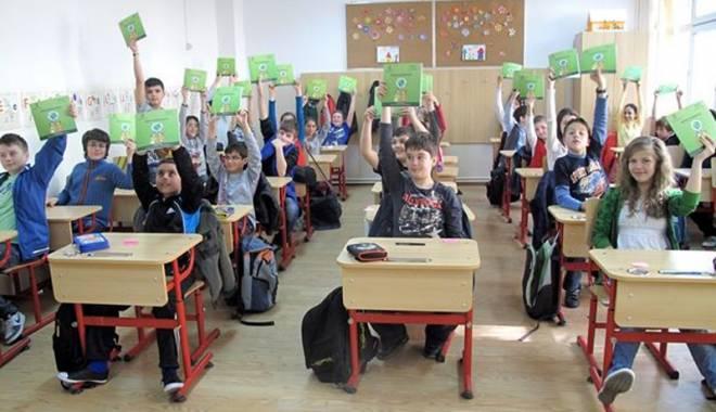 Foto: ECOlimpiada a premiat un singur elev constănţean