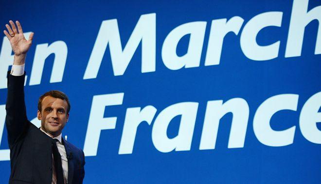 Foto: Ecologia, principala prioritate a partidului lui Macron