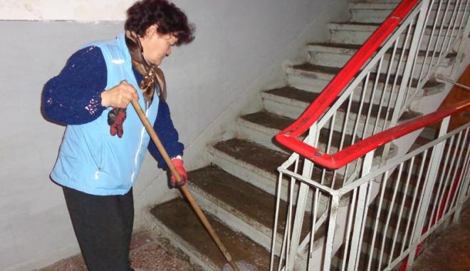 Foto: E criză de femei de serviciu, în România