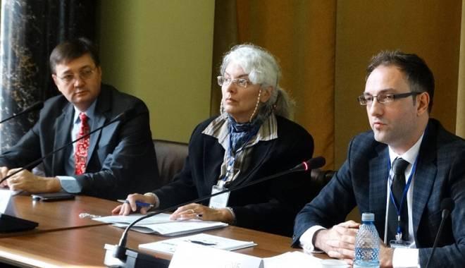 Foto: Interviu cu prof. univ. dr. ing. Eden Mamut despre Lucrările Conferinţei Internaţionale de Cooperare Inter-Universitară în zona Mării Negre