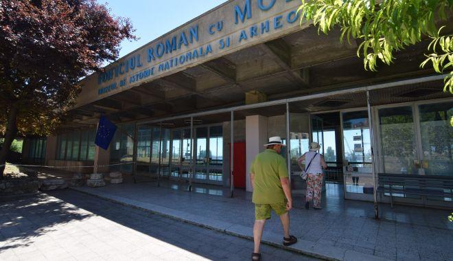 Foto: SOS Edificiul Roman cu Mozaic! Licitația pentru restaurare, anulată!