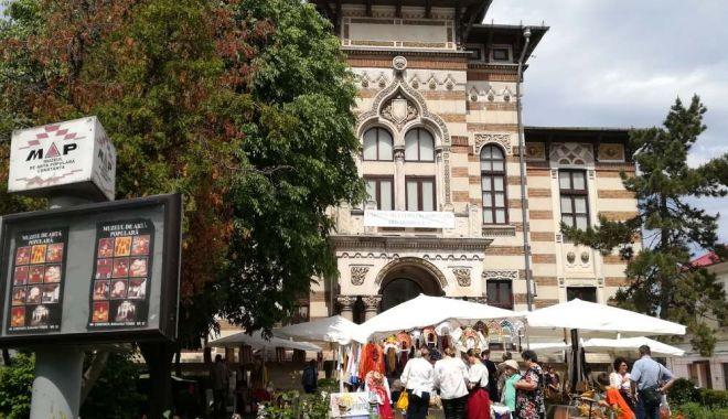 Foto: Ediția a II-a a Târgului Meșterilor Populari din Dobrogea, la Constanţa