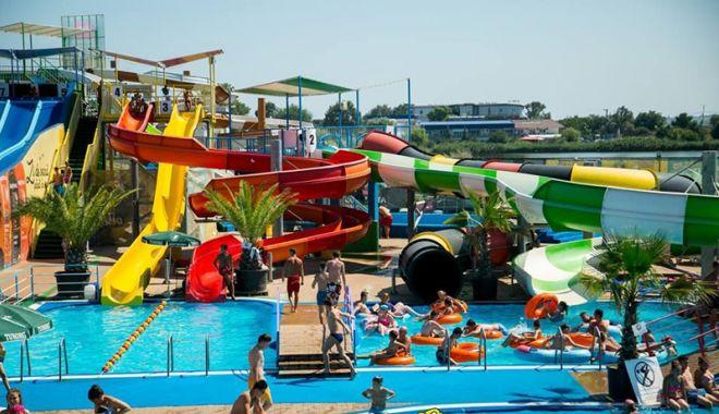 Foto: Distracţie de calitate la Eforie Aqua Park