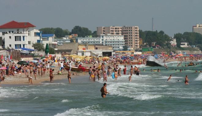 Foto: INS. Câţi turişti s-au perindat prin România