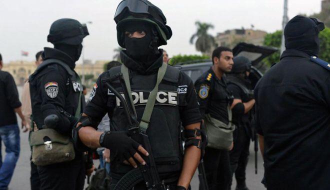 Foto: Egipt: Atacuri armate asupra unor polițiști înaintea alegerilor prezidențiale