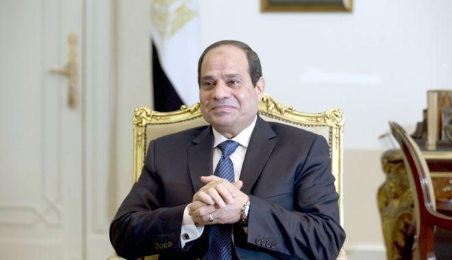 Foto: Egipt: Trei zile de alegeri prezidențiale. Abdel Fattah al-Sisi, favorit