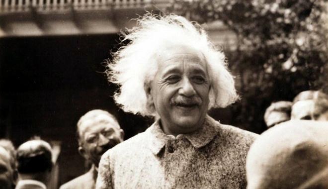 Foto: Einstein şi moda