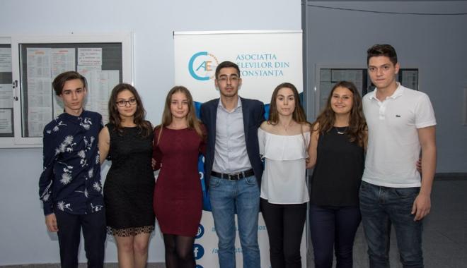 Foto: Birou nou de conducere  la Asociaţia Elevilor din Constanţa