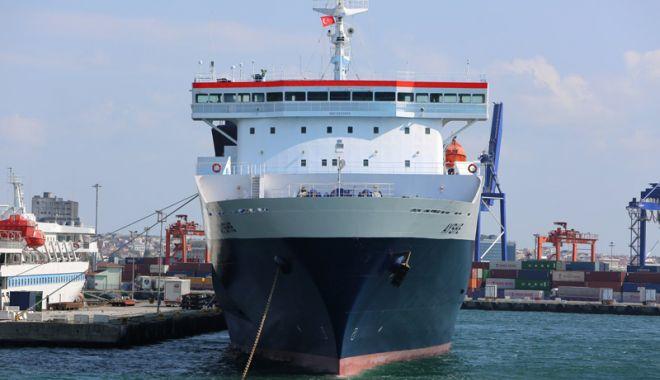 Foto: Ekol Logistics (Turcia) va deschide o linie de navigație ro-ro spre portul Constanța