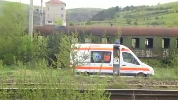 Foto: TRAGEDIE. COPILUL ELECTROCUTAT pe un tren A MURIT la spital