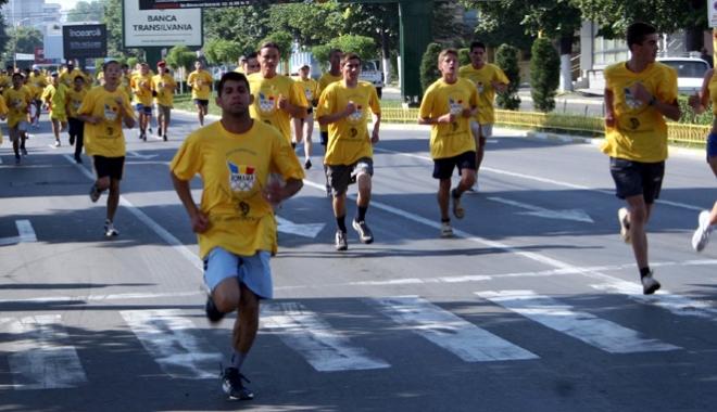 """Foto: Elena Frîncu: """"Împreună cu DJST, vreau să aduc Crosul Olimpic la Constanţa"""""""