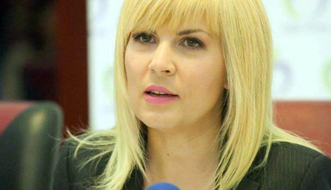 """Foto: Elena Udrea pierde mandatul de deputat. """"Mă bucur pentru Traian Băsescu"""""""