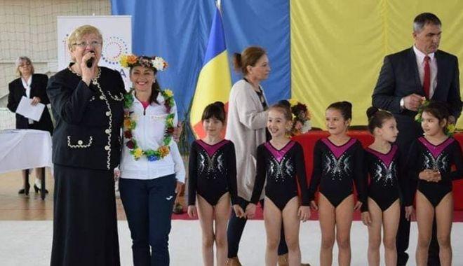 Foto: Elena Vlad, aleasă în Comitetul Executiv al FR de Gimnastică Ritmică