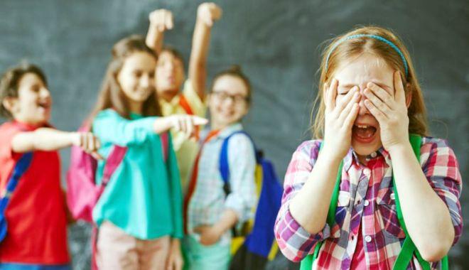 Foto: Elevii vor  să prevină abuzurile  şi violenţele  asupra copiilor