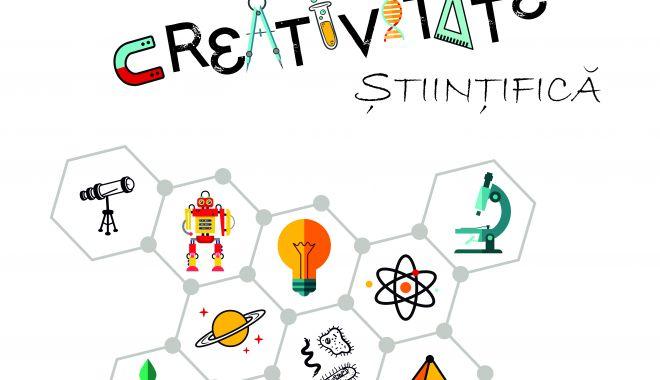 Foto: Elevii constănțeni, provocați la Olimpiada de Creativitate Științifică