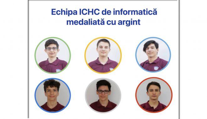 Elevi medaliaţi cu argint la Olimpiada Naţională de Informatică - eleviiliceului2-1618503927.jpg
